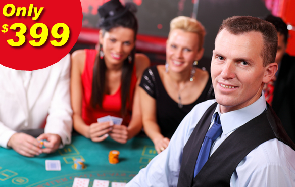 Casino dealer online course